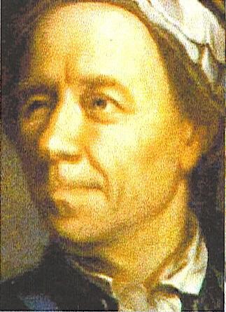 Porträt Leonard Eulers