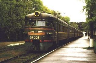 Samlandbahn in Kaliningrad